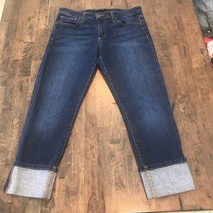 Joe's Jeans Crop W 30